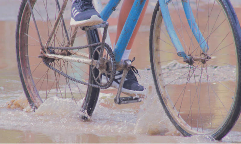 Cycle-Ology: How to stay safe while biking in the rain
