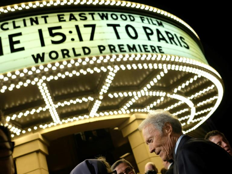 """Director/producer Clint Eastwood said he wanted his film to """"make people aware that they have the strength to do (extraordinary) things"""""""