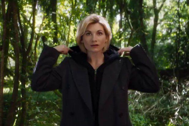 Jodie Whittaker revealed as the 13th Doctor