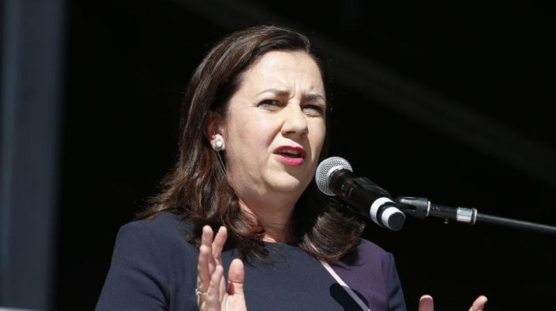 Queensland Premier Annastacia Palaszczuk is disappointed that the Commonwealth Games closing ceremony didn't focus on celebrating the athletes. Source: AAP