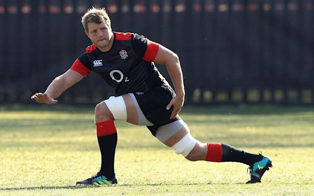 Joe Launchbury passed fit to start England's second Test against South Africa in major boost to Eddie Jones