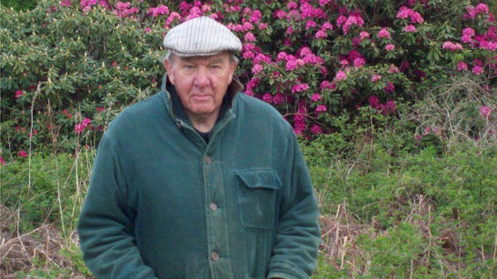 Donald Ralph, 83, was murdered at his home in Essex. (Essex Police)