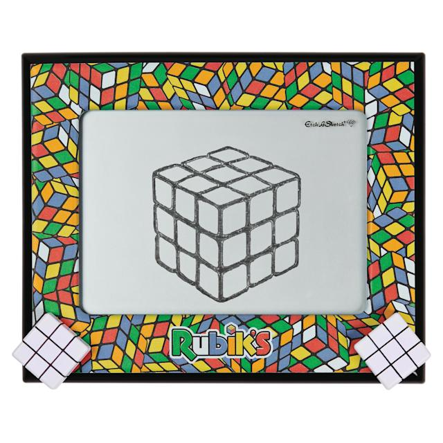 Etch A Sketch Rubik's Edition (Photo: Spin Master)
