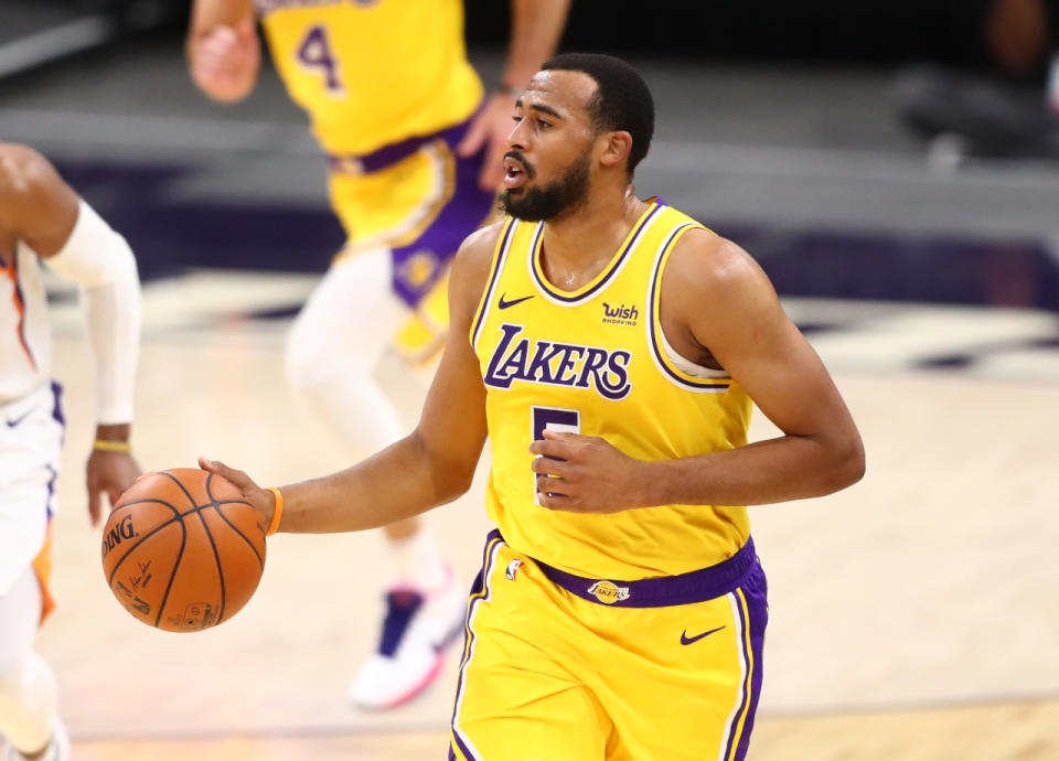 Talen Horton-Tucker, Los Angeles Lakers