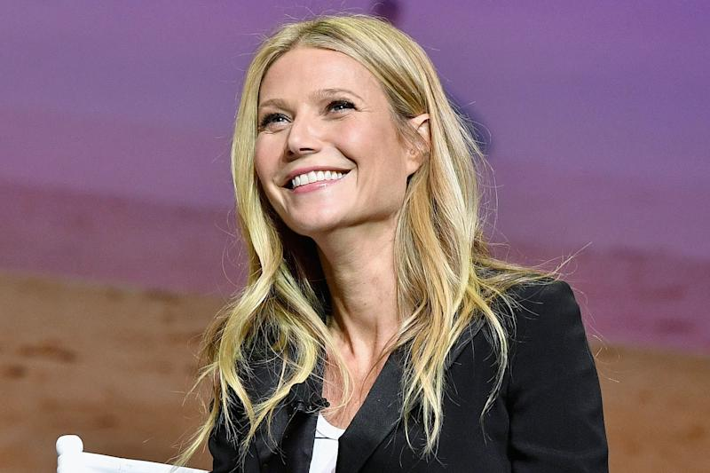 Gwyneth Paltrow Has Some Fast-Food Recommendations for Us (Yes, for Real)