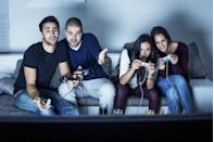 """<p>Face off with your favorite multiplayer games like <a href=""""https://go.redirectingat.com?id=74968X1596630&url=https%3A%2F%2Fwww.gamestop.com%2Fvideo-games%2Fswitch%2Fgames%2Fproducts%2Fmario-kart-8-deluxe%2F10141928.html&sref=https%3A%2F%2Fwww.countryliving.com%2Flife%2Fg30445302%2Fhome-date-night-ideas%2F"""" rel=""""nofollow noopener"""" target=""""_blank"""" data-ylk=""""slk:Mario Kart"""" class=""""link rapid-noclick-resp"""">Mario Kart</a>, <a href=""""https://store.steampowered.com/app/448510/Overcooked/"""" rel=""""nofollow noopener"""" target=""""_blank"""" data-ylk=""""slk:Overcooked"""" class=""""link rapid-noclick-resp"""">Overcooked</a>, or <a href=""""https://go.redirectingat.com?id=74968X1596630&url=https%3A%2F%2Fwww.gamestop.com%2Fvideo-games%2Fswitch%2Fgames%2Fproducts%2Fsuper-smash-bros.-ultimate%2F10159620.html&sref=https%3A%2F%2Fwww.countryliving.com%2Flife%2Fg30445302%2Fhome-date-night-ideas%2F"""" rel=""""nofollow noopener"""" target=""""_blank"""" data-ylk=""""slk:Super Smash Bros"""" class=""""link rapid-noclick-resp"""">Super Smash Bros</a>.</p><p><a class=""""link rapid-noclick-resp"""" href=""""https://www.amazon.com/Xbox-X/dp/B08H75RTZ8?tag=syn-yahoo-20&ascsubtag=%5Bartid%7C10050.g.30445302%5Bsrc%7Cyahoo-us"""" rel=""""nofollow noopener"""" target=""""_blank"""" data-ylk=""""slk:SHOP GAME SYSTEMS"""">SHOP GAME SYSTEMS</a></p>"""