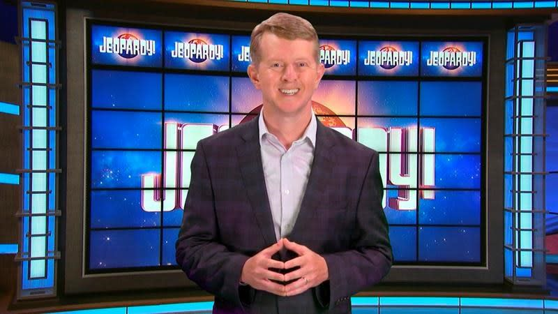 'Jeopardy!' returns with new setup and new role for Jennings