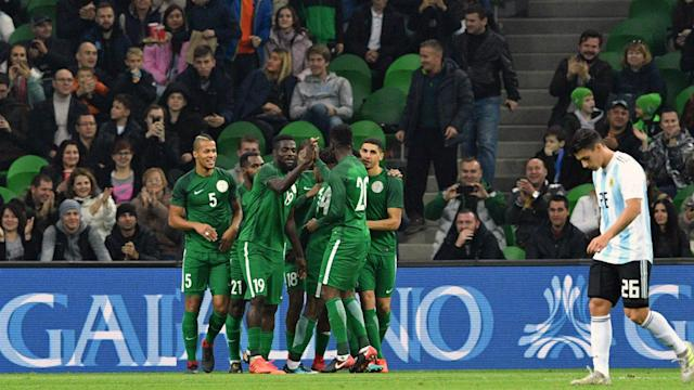 Ahead of the World Cup in June, Gernot Rohr's men will take on the Whites and Reds weeksbefore they head to Russia