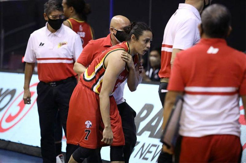 San Miguel ace Terrence Romeo out for season