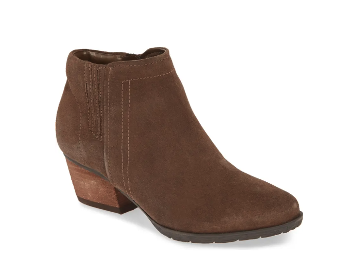 Blondo Valli 2.0 Waterproof Bootie. Image via Nordstrom.