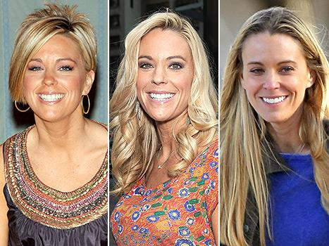 Kate Gosselin\u0027s Long Hair Makeover Which of the Star\u0027s
