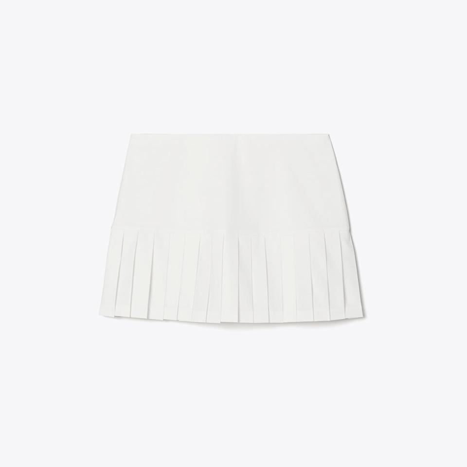 "<p><product href=""https://www.toryburch.com/pleated-hem-tennis-skirt/73476.html?color=047"" target=""_blank"" class=""ga-track"" data-ga-category=""Related"" data-ga-label=""https://www.toryburch.com/pleated-hem-tennis-skirt/73476.html?color=047"" data-ga-action=""In-Line Links"">Tory Sport Pleated-Hem Tennis Skirt</product> ($128)</p>"