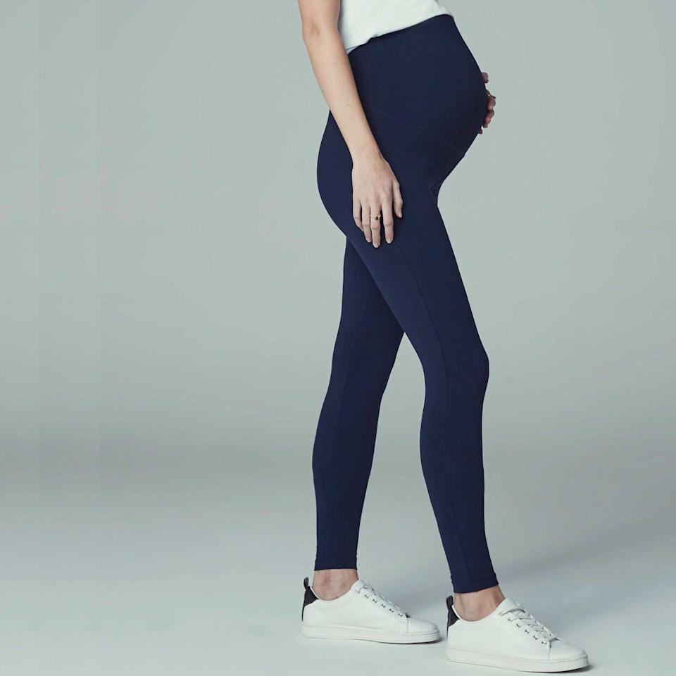 """<p><a class=""""link rapid-noclick-resp"""" href=""""https://www.longtallsally.com/collections/maternity-c"""" rel=""""nofollow noopener"""" target=""""_blank"""" data-ylk=""""slk:SHOP NOW"""">SHOP NOW</a></p><p>This brand is <strong>specifically designed for women that are 5'8"""" or taller. </strong>While you can certainly find tall variations with other maternity clothing brands, this one has pants with a longer inseam than most others that you'll find on the market. The assortment isn't huge, but it's ideal for anyone who struggles to find pants that are long enough, even in the """"tall"""" section.<br></p>"""
