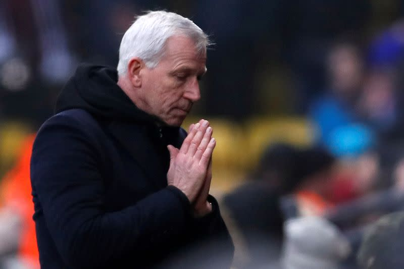 Pardew appointed manager of Dutch side Den Haag