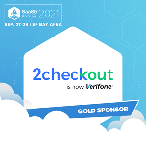 2Checkout SaaStr Annual 2021