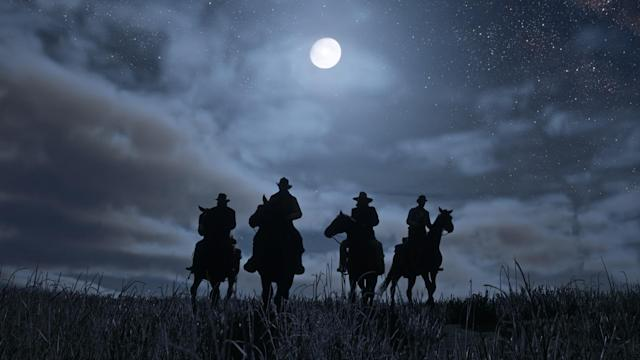 'Red Dead Redemption II' is easily the most hotly anticipated game of 2018.