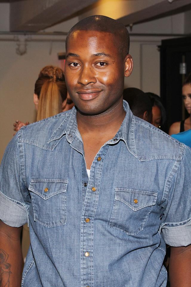 Designer Mychael Knight (Photo: Getty Images)
