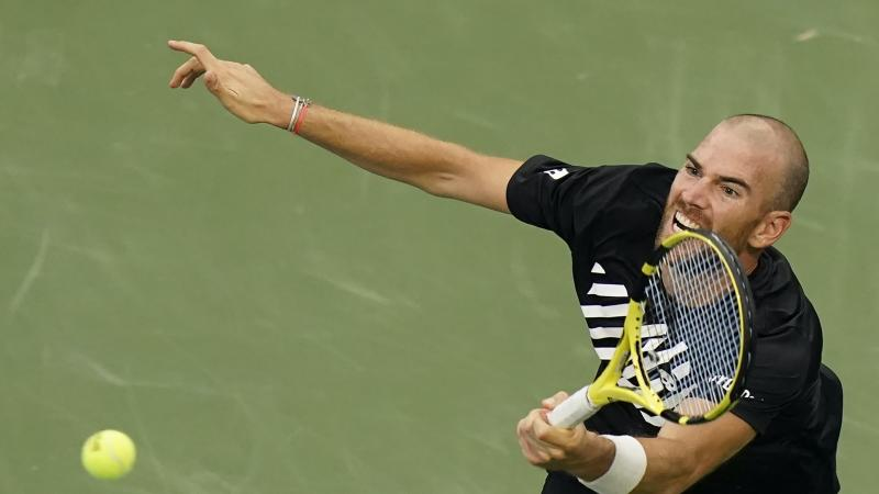 Health officials attempted to stop Adrian Mannarino from playing at US Open