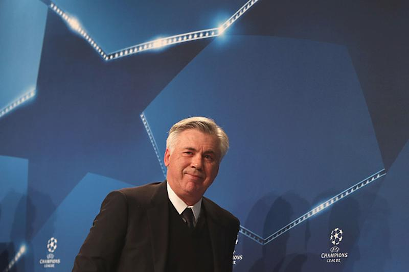 Carlo Ancelotti Named as New Napoli Coach on Three-year Deal