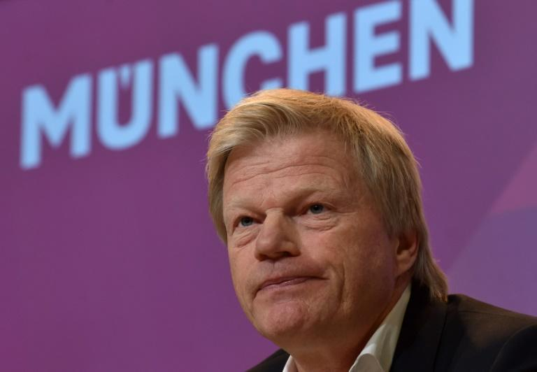 Former Germany captain Oliver Kahn will become the new chairman of Bayern Munich next month