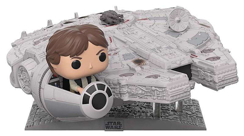 Act as Han Solo's co-pilot. (Photo: Amazon)