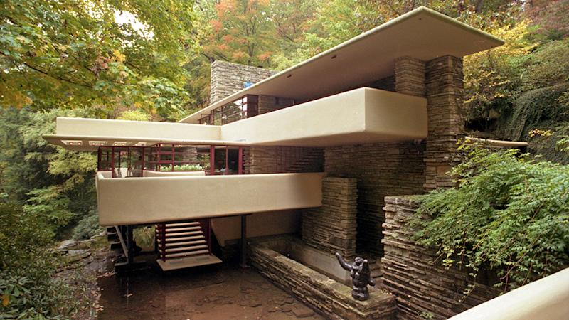See the 8 frank lloyd wright buildings just named world - Frank lloyd wright structures ...