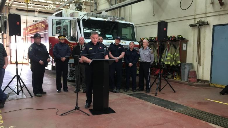 Fort McMurray bridge officially renamed Responders Way
