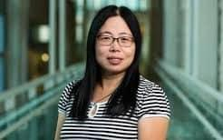 Xiangguo Qiu and her research team were escorted away from the lab