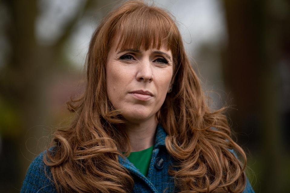 Deputy Leader of the Labour Party Angela Rayner. (PA Wire)