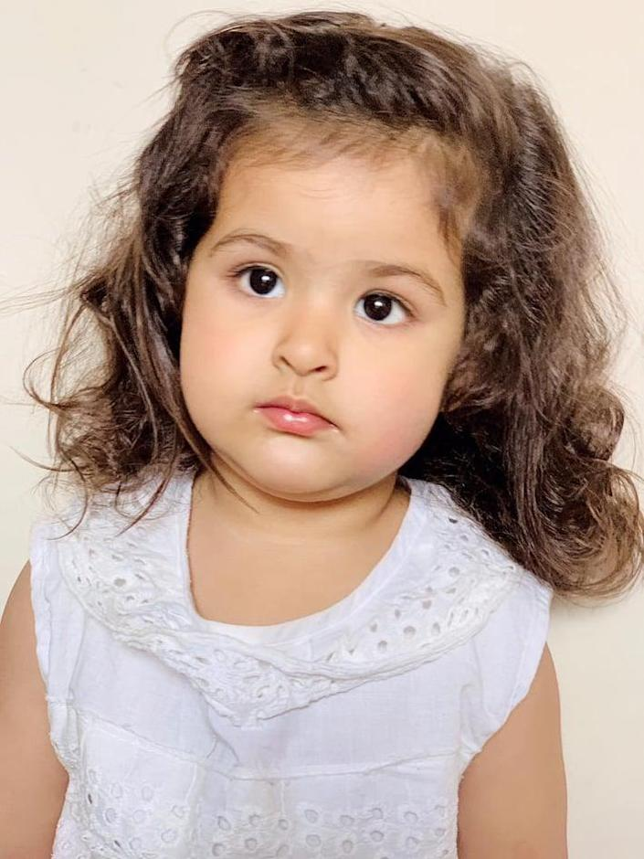 Sumaia, 2, was among those killed in the August 29, 2021, U.S. drone strike in Kabul, according to her family.