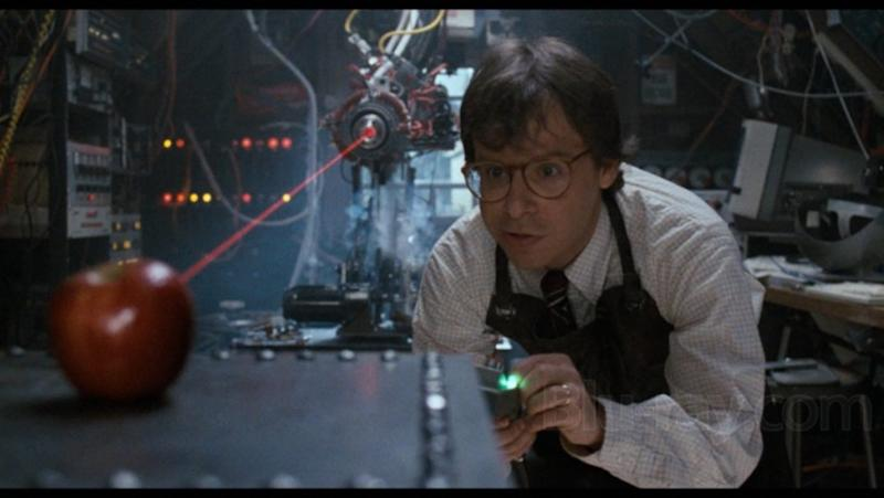 Rick Moranis in Honey, I Shrunk The Kids (Credit: Disney)