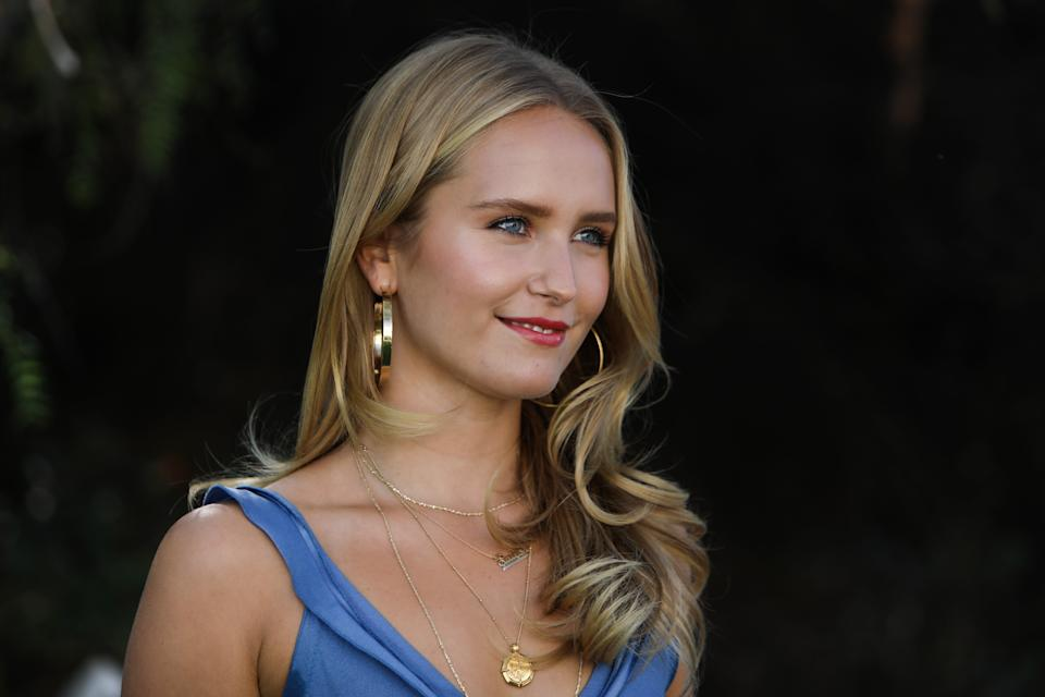 Sailor Brinkley-Cook says she's feeling happy after a recent dark period in her mental health. (Photo: Paul Archuleta/Getty Images)