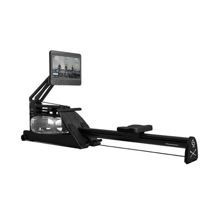 """<p>cityrow.com</p><p><strong>$2195.00</strong></p><p><a href=""""https://go.cityrow.com/us-en/rowers/max-rower"""" rel=""""nofollow noopener"""" target=""""_blank"""" data-ylk=""""slk:Shop Now"""" class=""""link rapid-noclick-resp"""">Shop Now</a></p><p>If you love the smooth sound of water while you row and are missing your beloved boutique classes, the CITYROW Go Max is the perfect piece of fitness equipment to add to your home gym. In fact, add a yoga mat and a couple of hand weights and you've basically built a home gym with one high-tech device. </p><p>Pick from thousands of on-demand classes on the 19.5-inch touchscreen, pop in a pair of Bluetooth earbuds to drown out your roommates/children/family, and you'll feel like you're back in the studio. The on-demand classes are the piece de resistance of the CITYROW rowing machines. With more than six years of boutique studio experience across the country and proprietary machines, their experience in creating masterful classes is unparalleled. You can filter down classes to fit your experience level (from newbie to pro), length of time, and type (they offer HIIT, strength, endurance, cardio, yoga, and """"just row"""" classes). Plus, new classes are added weekly. Let your favorite trainer motivate you to row a little longer and push a little harder.</p>"""