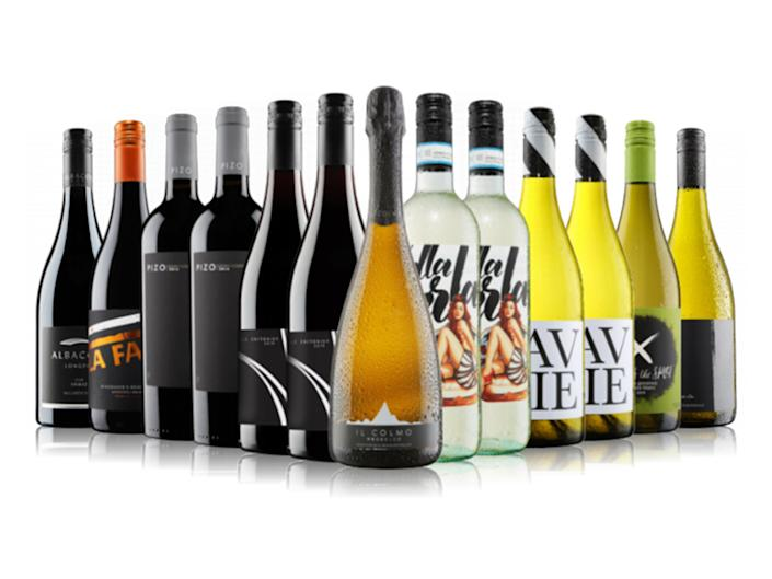 <p>Get organised and start stocking up for Christmas now</p>Virgin Wines