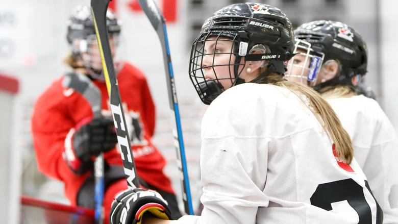 Saskatoon forward lands spot on Canadian Olympic women's hockey team