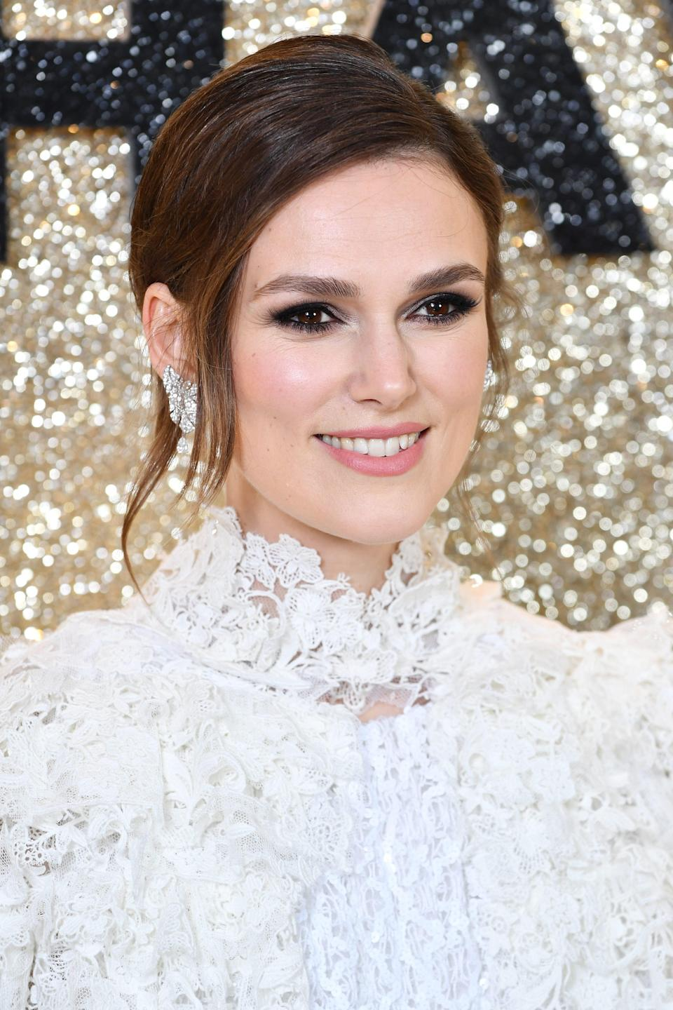 During an interview for the Chanel Connects podcast,Keira Knightley opened up about portraying women's experiences in film,revealingthat she's uninterested in doingscenes withnudity unless they're madebyafemale filmmaker.