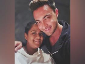 Salman Khan's new niece: Aayush Sharma reveals the name of his 'beautiful baby girl'