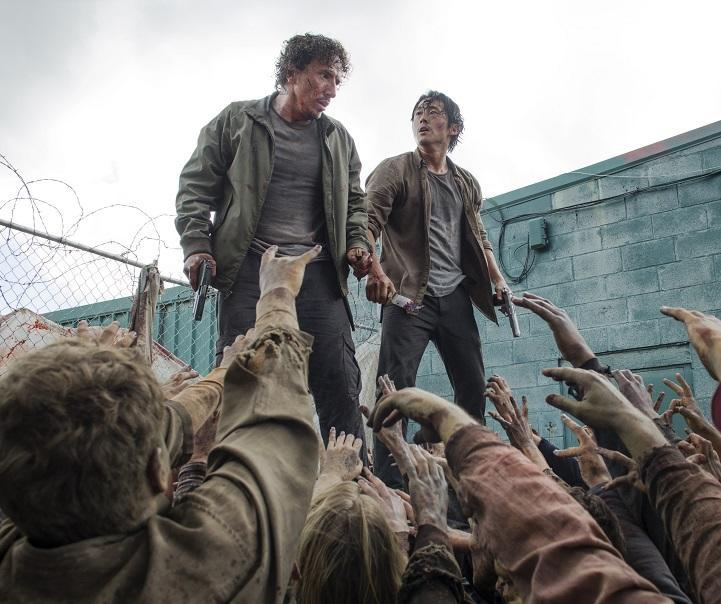 """Someone did the math and figured out how many humans are still alive in the world of """"The Walking Dead"""""""