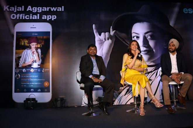 kajal aggarwal launches mobile app, equity inflows into MFs, equity schemes, indian mutual funds, stock markets, equity investments