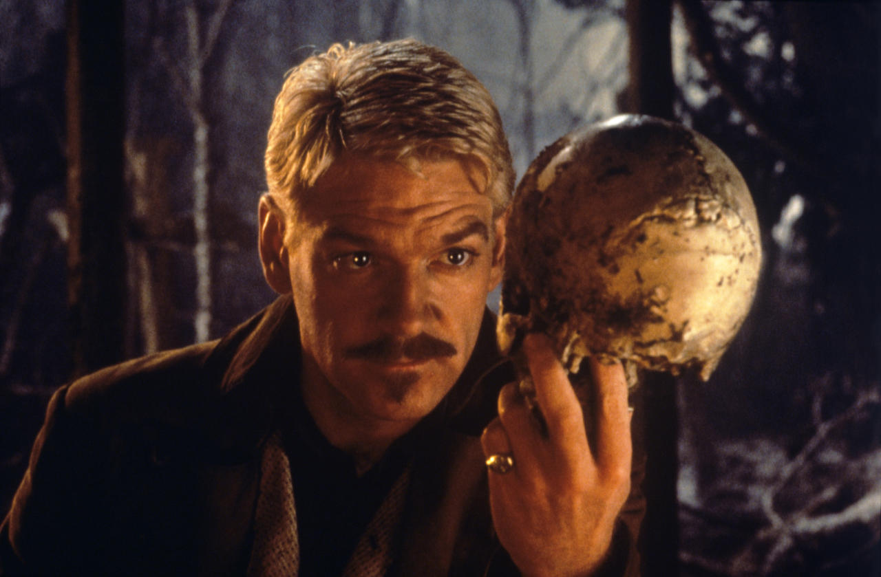 <p>This 1996 Kenneth Branagh film is one of the best adaptations of the epic tale. It stars Julie Christie, Charlton Heston, Kate Winslet, Rufus Sewell, and even Branagh himself, who plays Hamlet. <span></span></p>