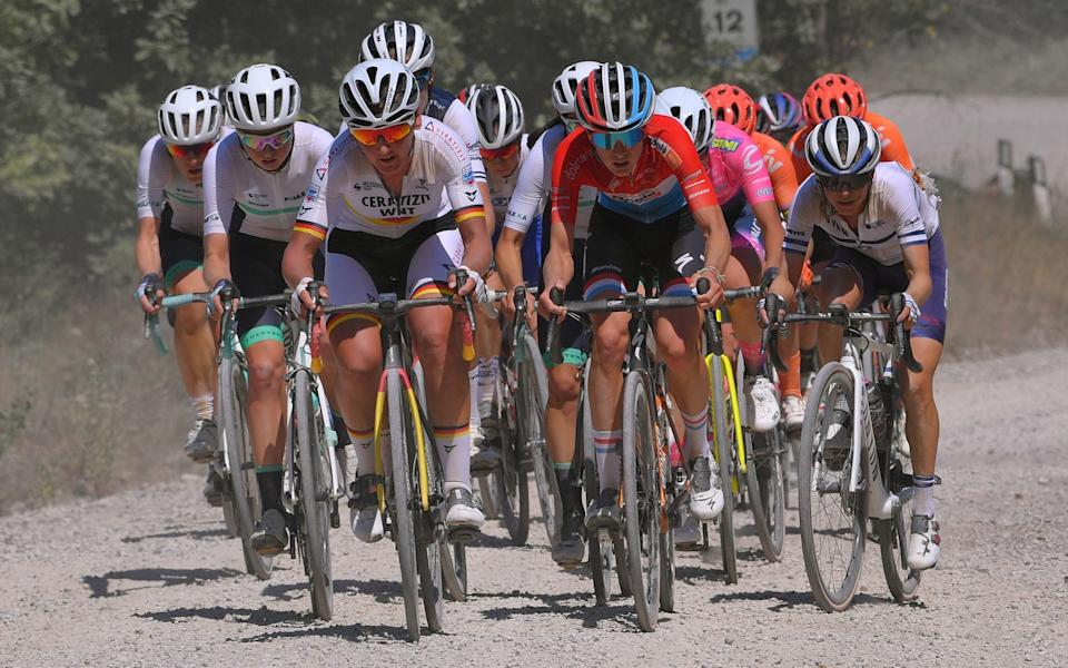 Strade Bianche - GETTY IMAGES