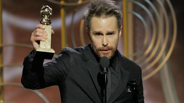 Sam Rockwell (Getty Images via NBC)