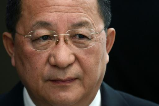 <p>North Korean foreign minister set to visit Cuba</p>