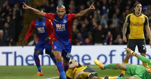 Foot - ANG - 32e j. - Angleterre : battu par Palace, Arsenal a hypothéqué ses chances d'accrocher la Ligue des champions