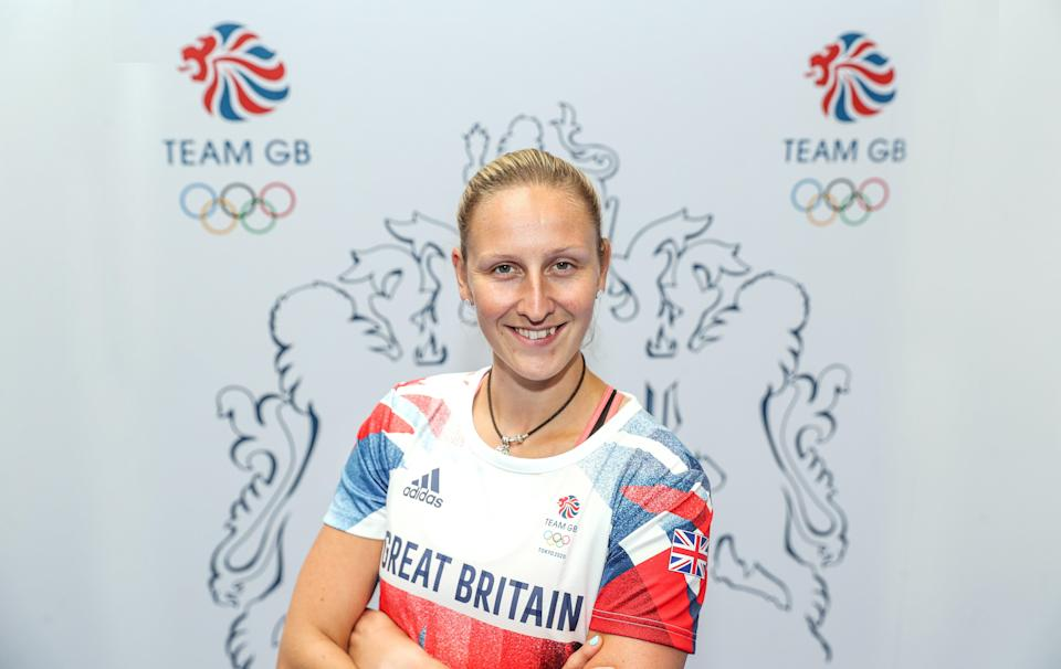 Holly Bradshaw is chasing Britain's first Olympic pole-vault medal (David Davies/PA) (PA Wire)