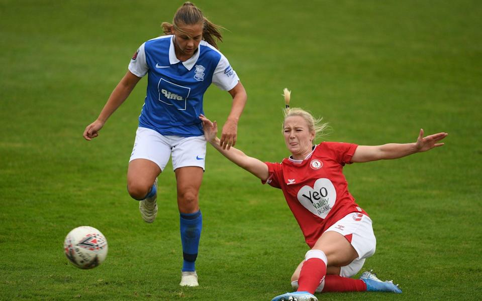 Mayling - Birmingham City Women struggling to raise team for Saturday - Getty