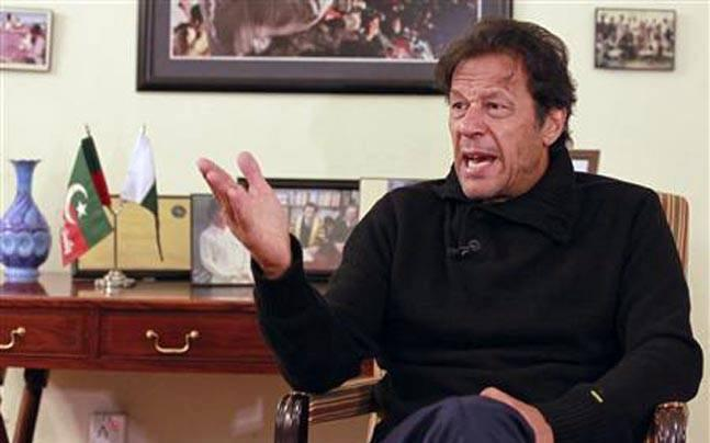 Imran Khan condemns calls to demolish Jinnah House, says can't wish away history