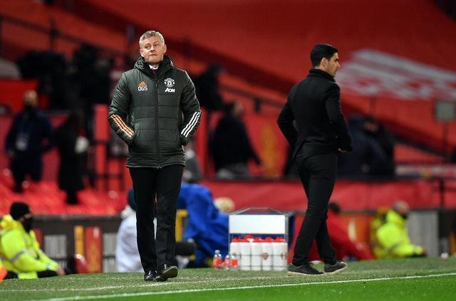 Ole Gunnar Solskjaer saw Manchester United fall to a narrow 1-0 home loss to Arsenal last weekend