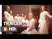 """<p>This Sophia Coppola flick combines the best of the thriller genre: the thread of danger, sexual tension, and an incomprehensible Nicole Kidman accent. Long live the genre. Set during the Civil War, an ailing soldier finds comfort in a school for women, but obviously, things get complex really quickly.</p><p><a class=""""link rapid-noclick-resp"""" href=""""https://www.netflix.com/watch/80164400?trackId=251098891&tctx=11%2C3%2C0e6be85e-05b0-4906-adbe-df31ac9dd6a1-31339338%2C3f21bcb1-355a-486a-9a8d-bdf59c2e9117_89679993X28X3979X1631891684537%2C%2C"""" rel=""""nofollow noopener"""" target=""""_blank"""" data-ylk=""""slk:Watch Now"""">Watch Now</a></p><p><a href=""""https://www.youtube.com/watch?v=iBoLK5z_FHo"""" rel=""""nofollow noopener"""" target=""""_blank"""" data-ylk=""""slk:See the original post on Youtube"""" class=""""link rapid-noclick-resp"""">See the original post on Youtube</a></p>"""