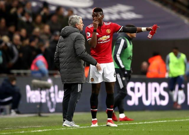 Paul Pogba has spoken out about Jose Mourinho's management style